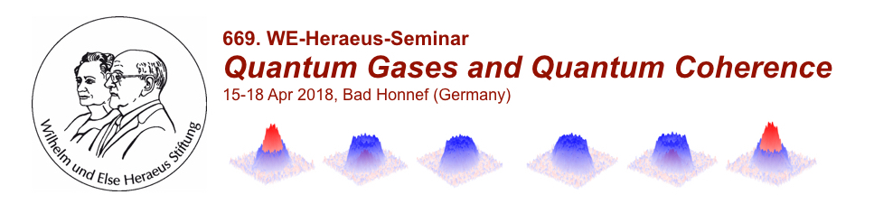QUANTUM GASES AND QUANTUM COHERENCE