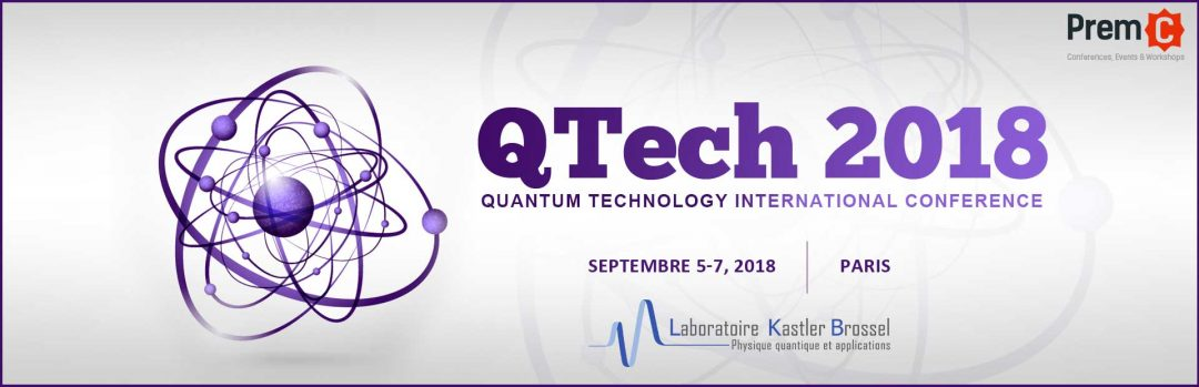 Quantum Technology International Conference 2018