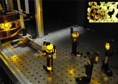 Towards Spin-Light Quantum Interfaces in Rare Earth Doped Nanoparticles