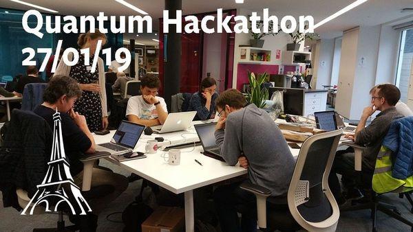 Quantum computing Hackathon