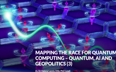 Mapping The Race for Quantum Computing-Quantum,AI and Geopolitics