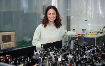 Valentina Parigi, lauréate de l'ERC Consolidator Grant