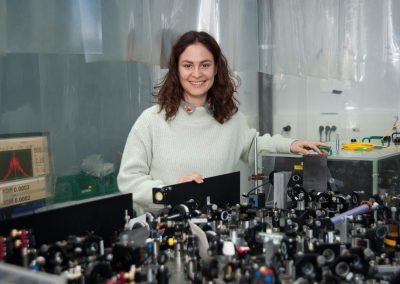Valentina Parigi, winner of an ERC Consolidator Grant