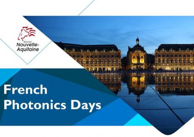 French photonics day Bordeaux