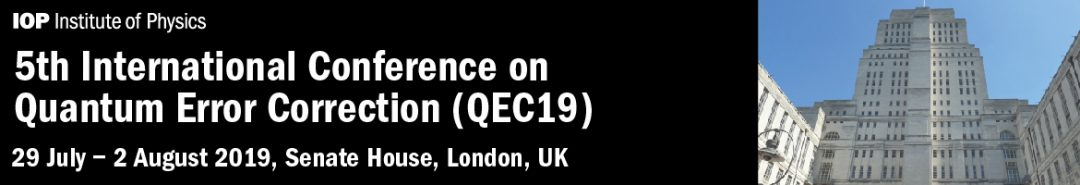 5th International Conference on Quantum Error Correction