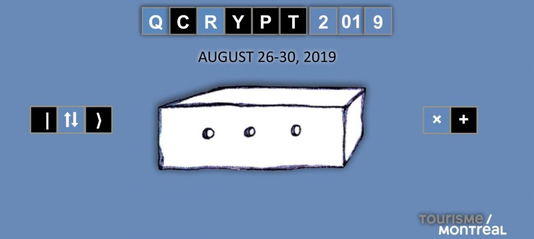 9th International Conference on Quantum Cryptography