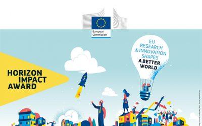 Appel à candidatures prix Horizon Impact Award de la Commission européenne