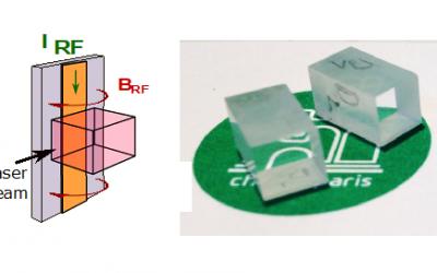 Terres rares et interfaces quantiques micro-onde/optiques