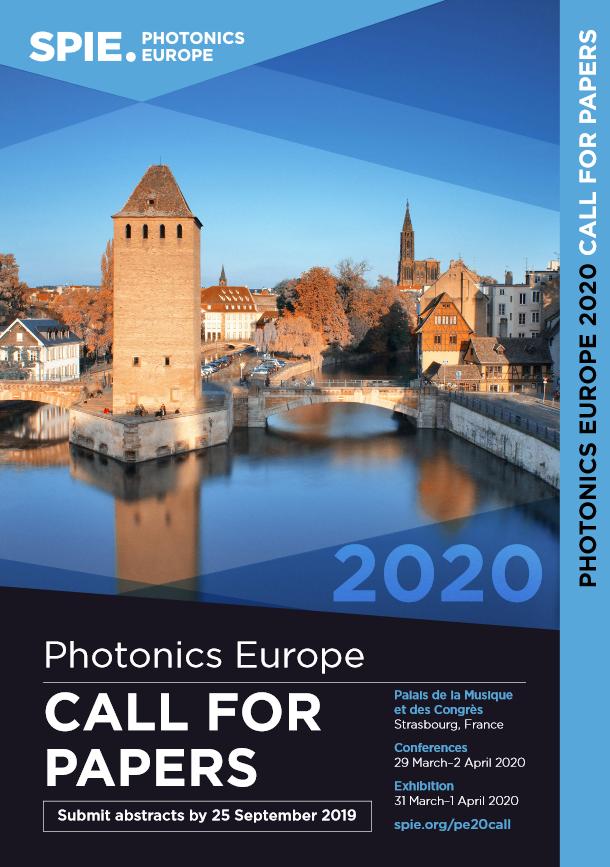 SPIE Photonics Europe 2020