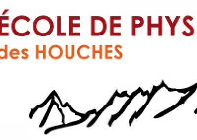 École des Houches 2017