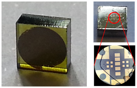Ohmic graphite-metal contacts on oxygen-terminated lightly boron-doped CVD monocrystalline diamond