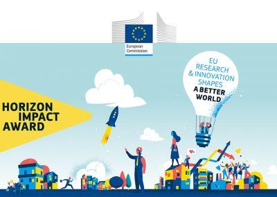 Horizon Impact Award European Commission