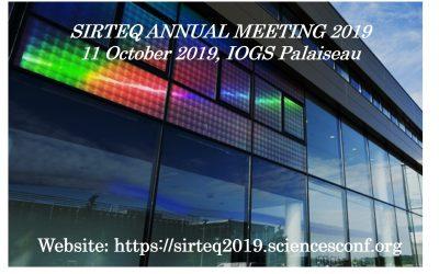 SIRTEQ annual meeting 2019