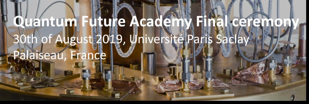 Final ceremony «Quantum Future | Academy».