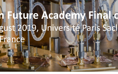 Final ceremony of the quantum future academy