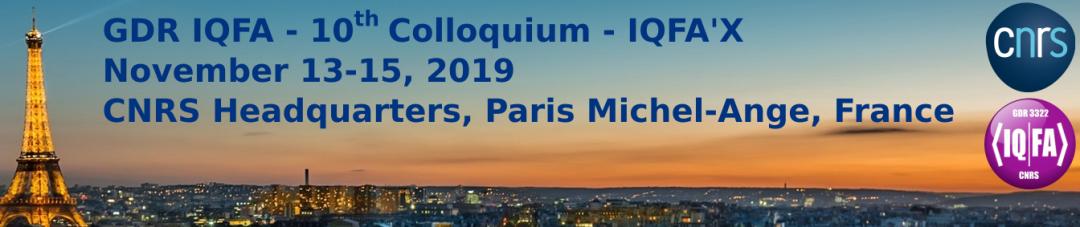IQFA's 10th Colloquium