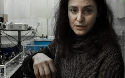 VALENTINA PARIGI RÉCOMPENSÉE PAR LA MÉDAILLE DE BRONZE DU CNRS